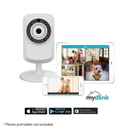 D-Link DCS-932L Wireless Day/Night Cloud IP Home Camera UK Model