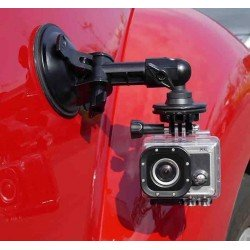 Activeon AM04 A Motorsport Car Suction Mount Holder for Action Cameras