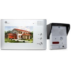 1byOne 4 Wire Color Video Door Phone Intercom - RRP £179