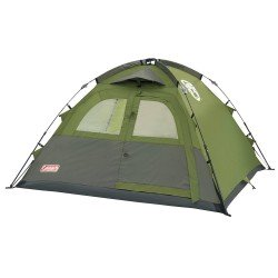 Coleman Instant Dome 3 Person Family Tent - Easy Fast 60 Sec. Pitch Time