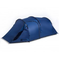 Skandika Fauske 3 Tunnel Tent in Blue - 3 Persons - RRP 199