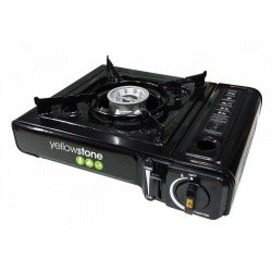 Yellowstone Portable Camping Stove With Carry Case