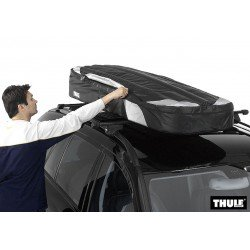 Thule Ranger 500 Foldable Fabric Roof Box 300L With Ski Profile - RRP £279