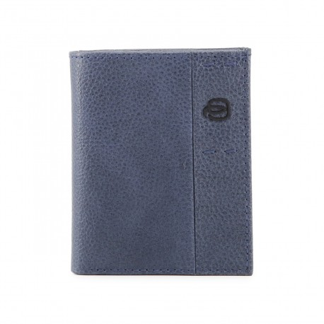 Piquadro - PU3244P15S - Genuine Leather Credit Card Holder Wallet - RRP £63