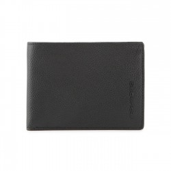 Piquadro - PU257X1 - Genuine Leather Credit Card Holder Wallet - RRP £63