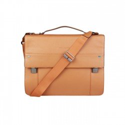Piquadro - CA3466S78 Laptop Notebook Briefcase 2 Compartments, 2 Closures
