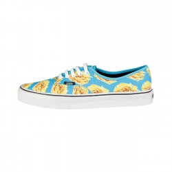 Vans - LATE NIGHT AUTHENTIC Low Top Lace-Up Sneakers