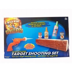 Wild West Gunslinger - Target Shooting Set